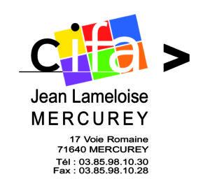 logo cifa avec adresse