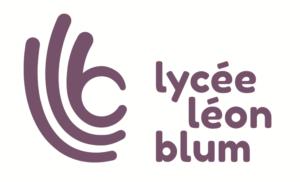 logo lycée Blum horizontal
